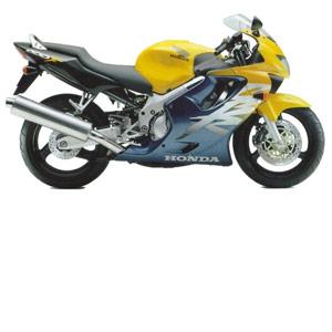 CBR600 1999-2000
