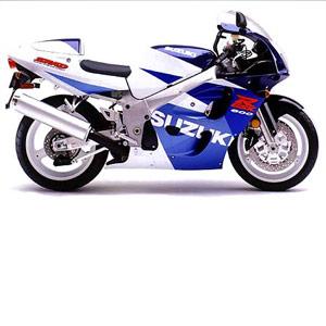GSXR600/750 1998-1999