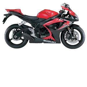 GSXR600/750 2006-2007