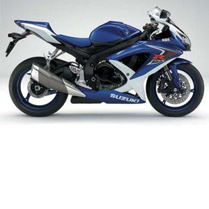 GSXR600/750 2008-2009