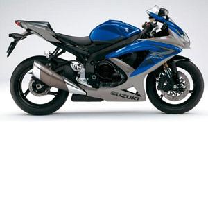 GSXR600/750 2010-2015