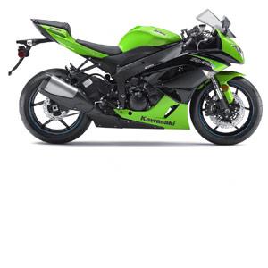ZX6R 2009-2015